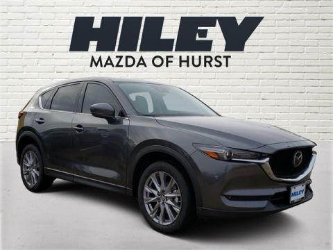 New 2020 Mazda CX-5 Grand Touring AWD 4D Sport Utility