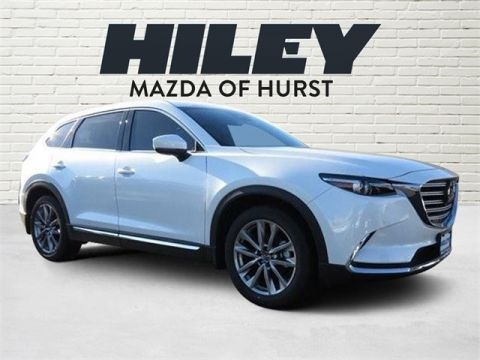 New 2019 Mazda CX-9 Signature AWD 4D Sport Utility